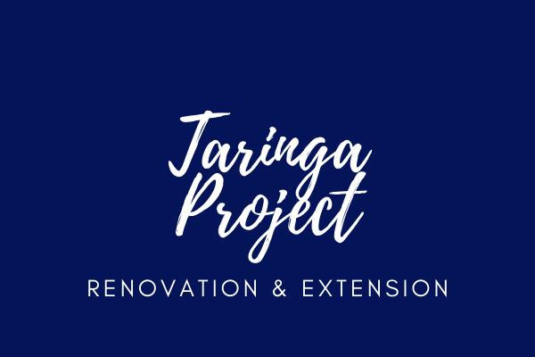Website Project Banner Blue